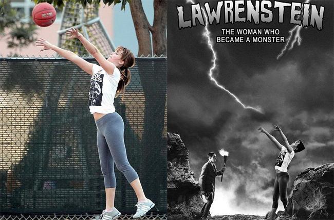 Кадр с Дженнифер Лоуренс стал Интернет-мемом