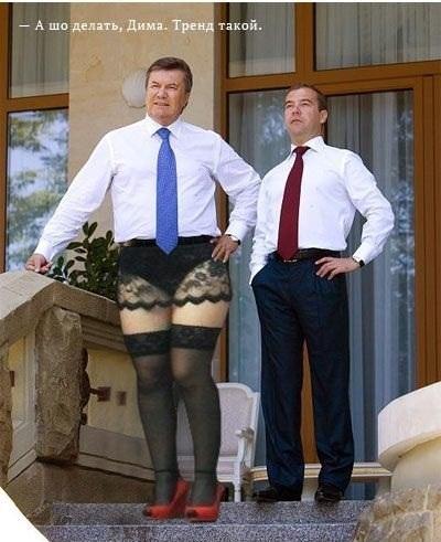 Янукович встречался с Путиным на военной базе в России, - источник в АП - Цензор.НЕТ 3505