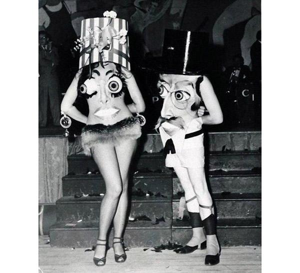 Хэллоуин 100 лет назад был куда более устрашающим.