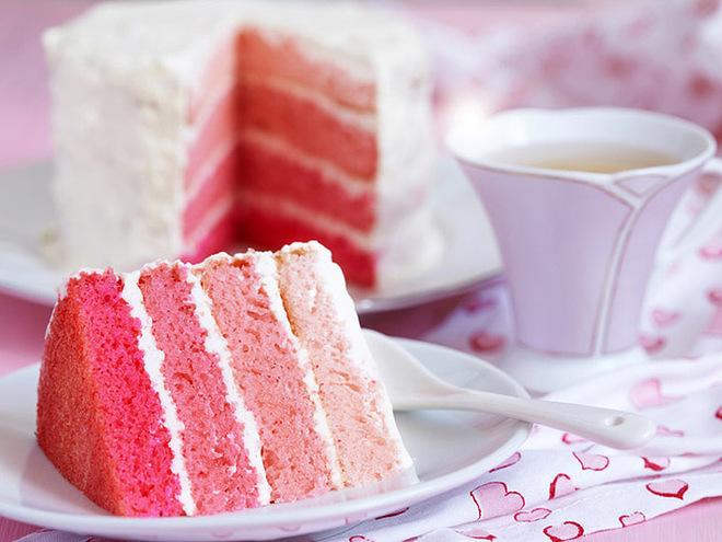 Рецепти улюблених тортів
