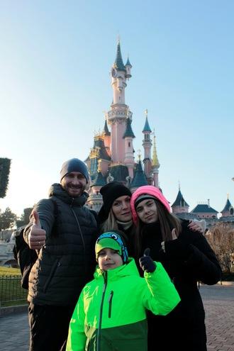 Олег Собчук: Париж з сімейної точки зору
