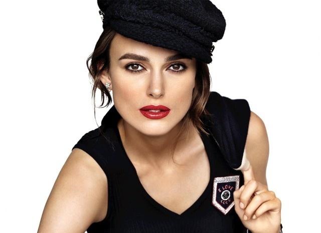 Кіра Найтлі - обличчя оновленої лінії помад Chanel