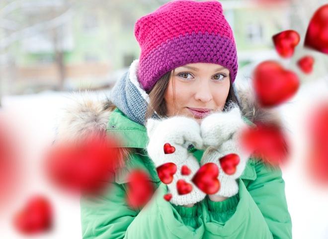 День святого Валентина: лучший его подарок - это ты!