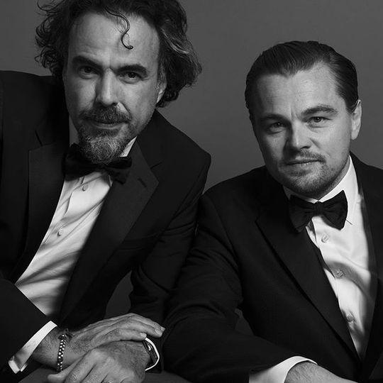 """Портрети акторів на """"Золотому Глобусі"""""""