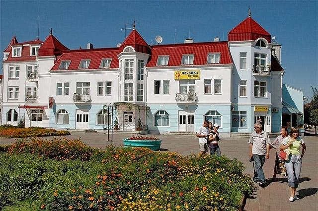 Гостиница Пысанка, Коломыя