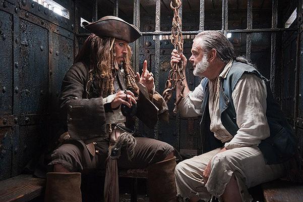 """Кадр з фільму """"Пірати Карибського моря"""""""