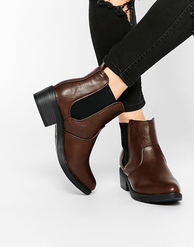 Модні чоботи 2016: черевики челсі