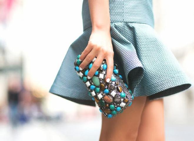 Что будет модно весной-летом 2017: платье с оборками