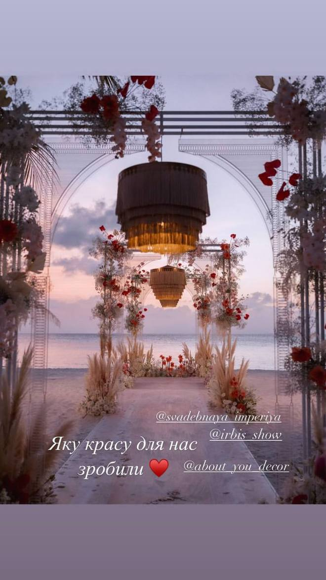Декор весілля Іванни ОДекор весілля Іванни Онуфрійчукнуфрійчук