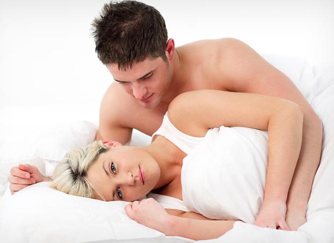 Імітація оргазму