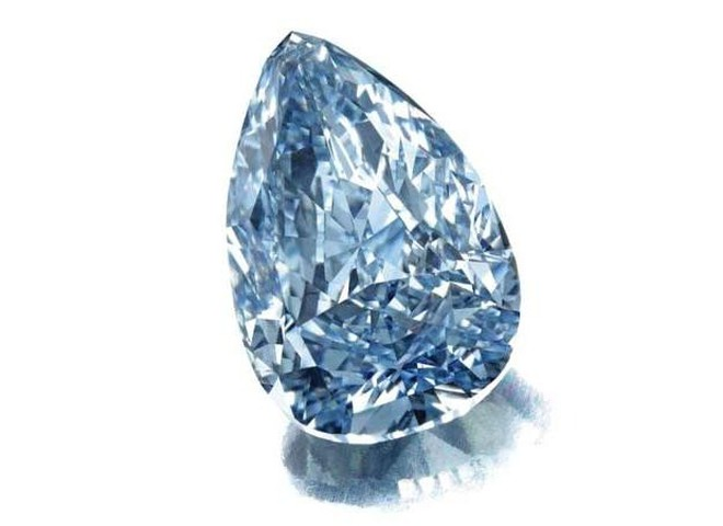 Sotheby's продает редкие бриллианты
