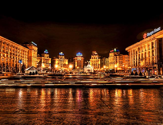 Гид по Киеву: Площадь Независимости