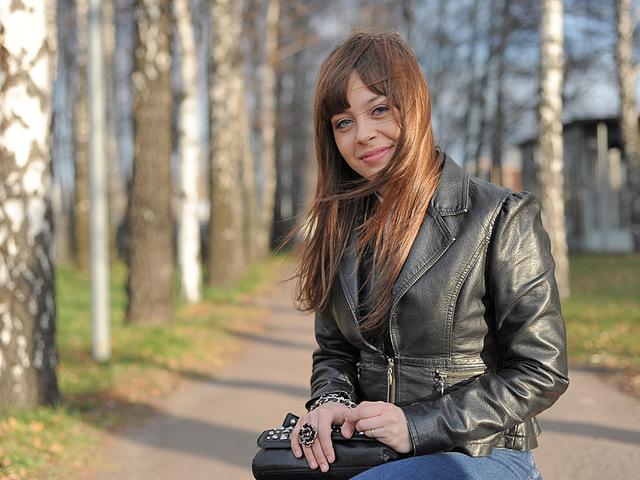 Маша Сазонова