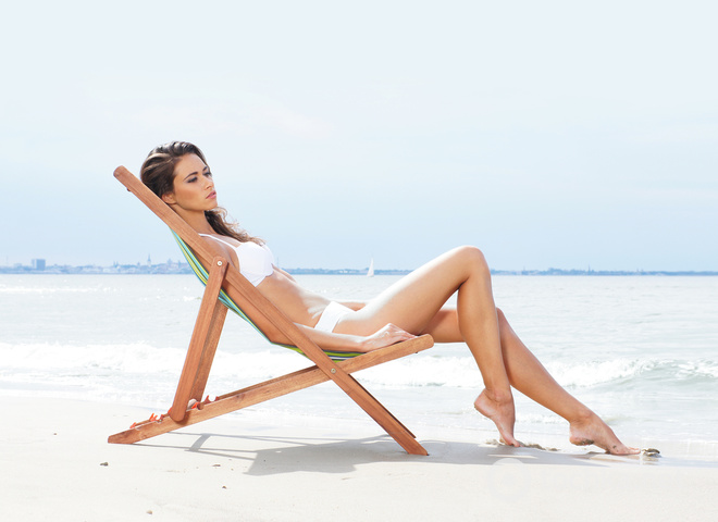 Загар, пляж, отдых, отпуск