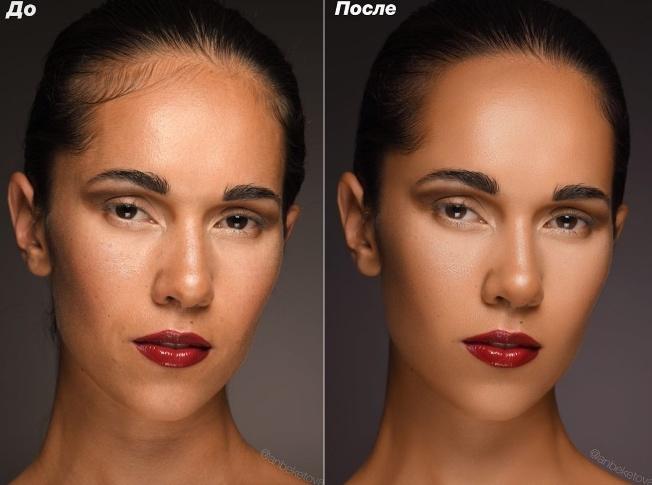 10 фотографий до и после ретуши, которые заставят тебя поверить в собственную красоту