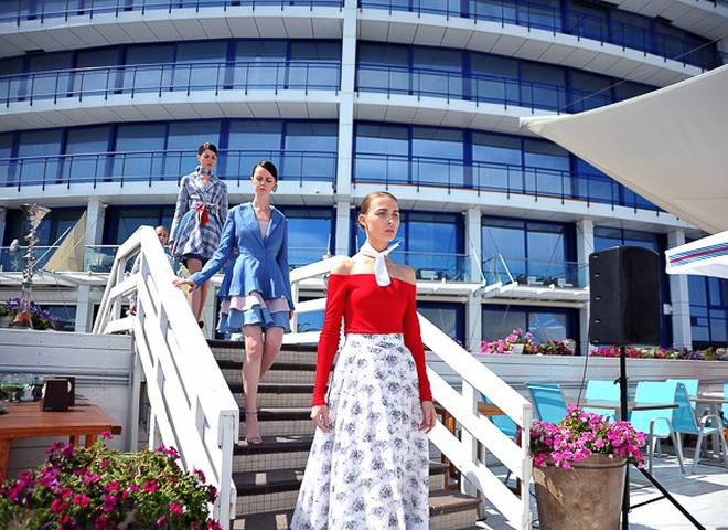 Odessa Holiday Fashion Week 2016: показ AYSINA