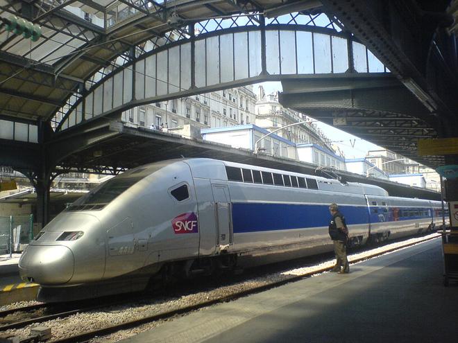 Самые быстрые поезда мира