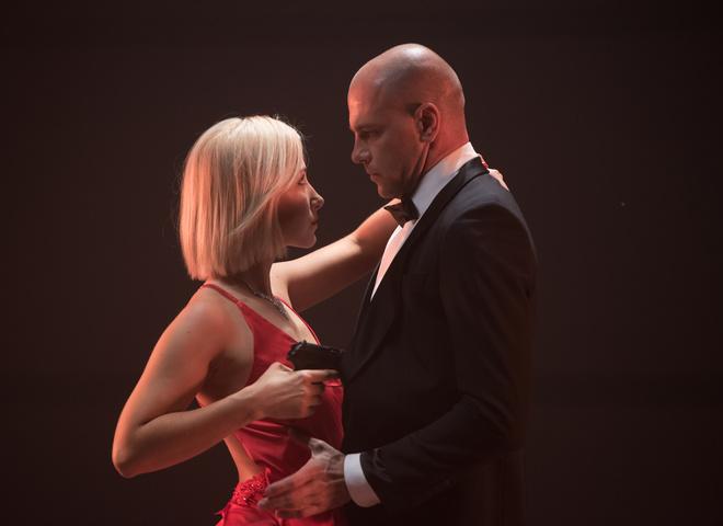 Стася Ровінська і Павло Вишняков