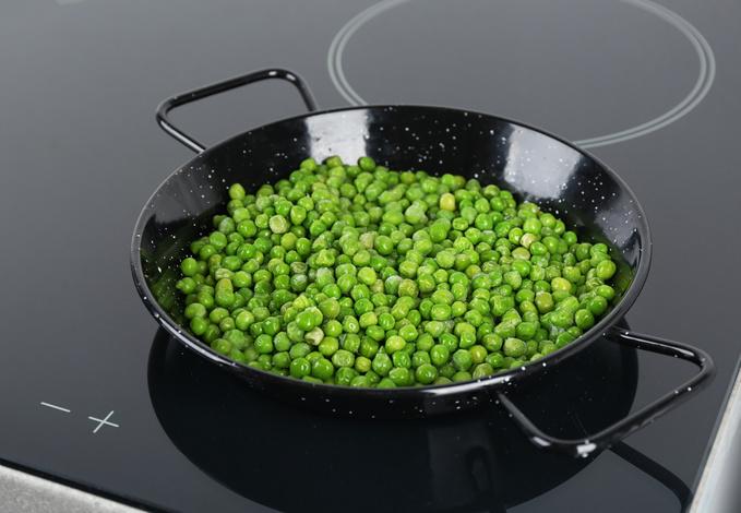 Смажений зелений горох: рецепт для тих, хто любить щось незвичайне