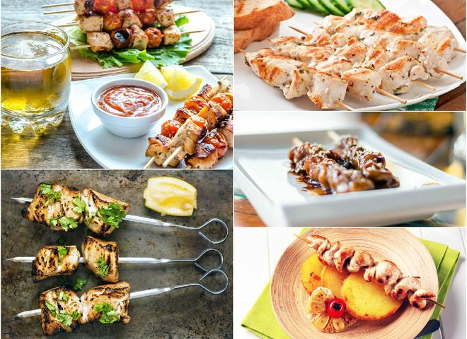 Рецепт куриного шашлыка: топ-5 вкусных вариантов