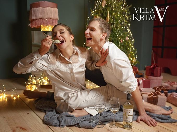 Villa Krim Chardonnay