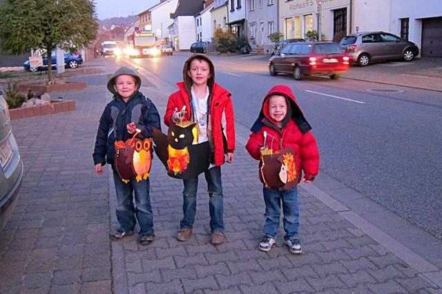 Отдых в ноябре: День святого Мартина в Германии