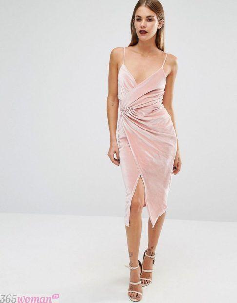 Новогоднее платье 2020
