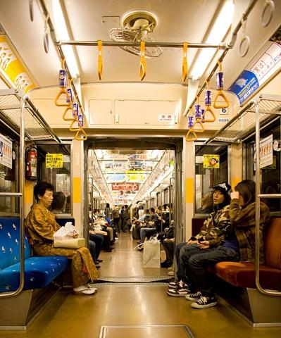 Самые запутанные метро мира: Токио, Япония