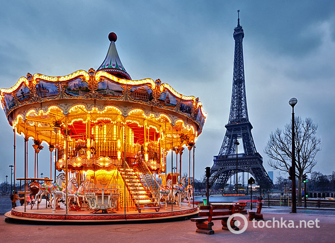 Визначні пам'ятки Парижа