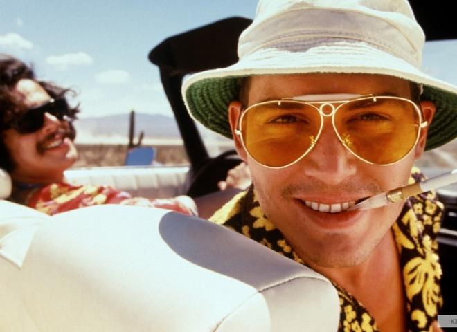 """""""Страх и ненависть в Лас-Вегасе"""": Безумная гонка молодого Джонни Деппа"""