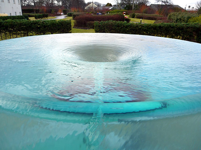 Найнезвичайніші фонтани: Фонтан Харібди, Сандерленд