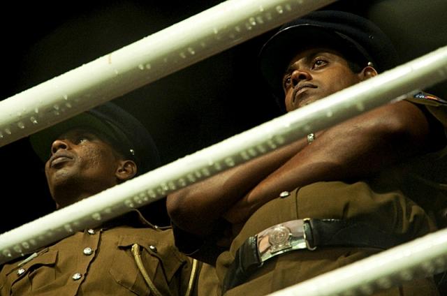 Отпуск за решеткой: Шри-Ланка