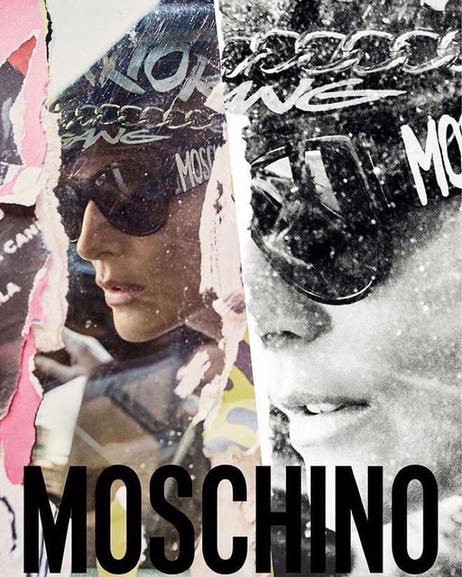 Рекламна кампанія Moschino FW 2016/2017