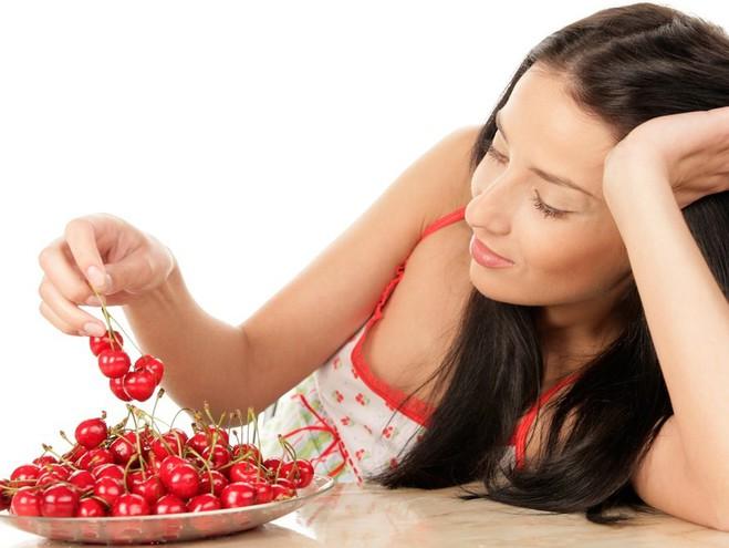 ягоды - самая лучшая диета лета