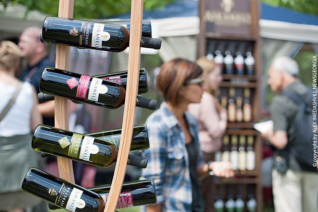 Фестивалі Грузії: Фестиваль молодого вина Тбілісі
