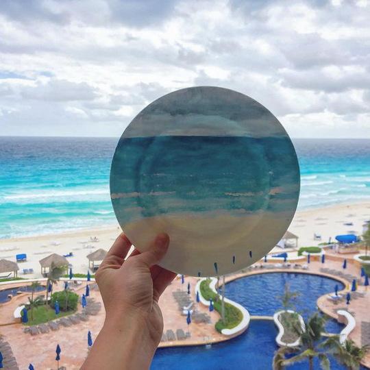 Тарілки-мандрівниці: оригінальний спосіб висловити творчість