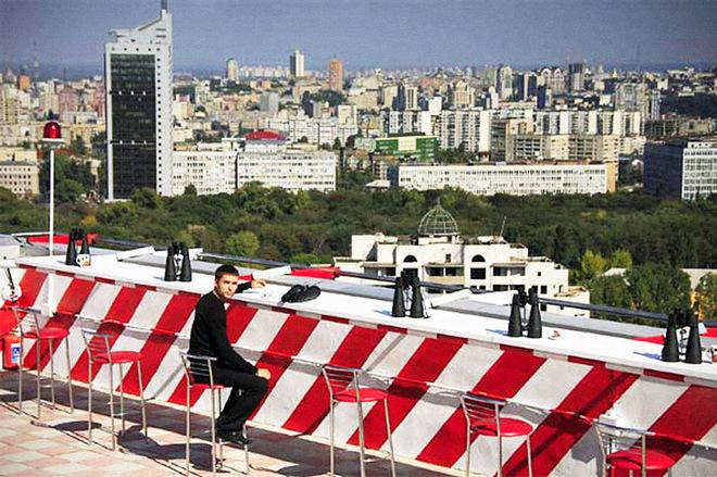 Київ з висоти пташиного польоту: кращі оглядові майданчики столиці