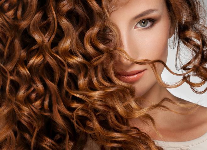 волосы, девушка, окрашивание, уход за волосами, shutterstock