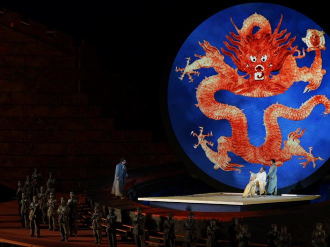 Bregenz Festival 2015. Turandot