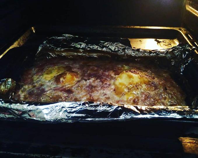 Быстрый и легкий рецепт мясной запеканки