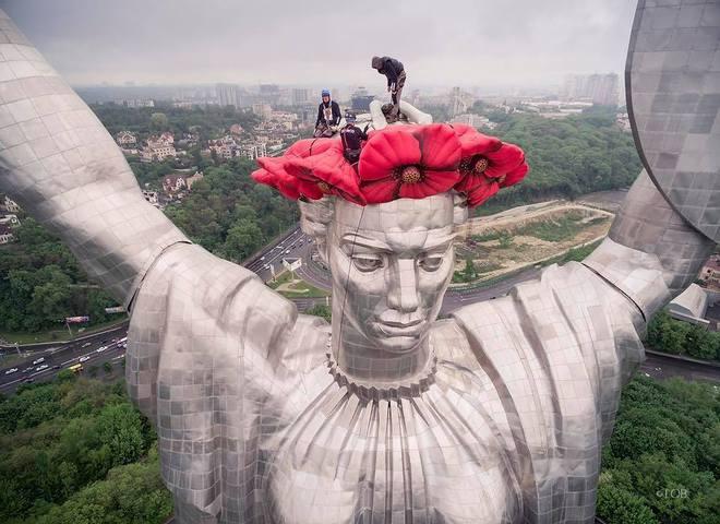 у Києві влаштували незвичайну фотовиставку