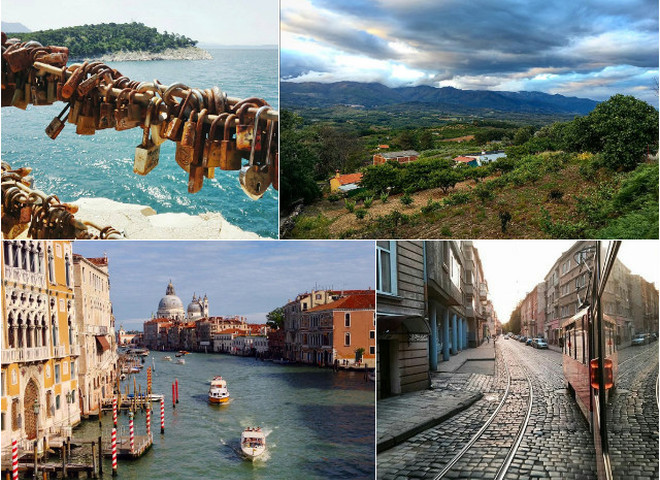Названы ТОП-10 лучших туристических направлений Европы для отдыха летом 2016