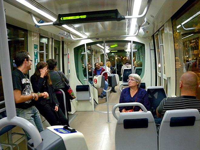 Цены на транспорт - Барселона