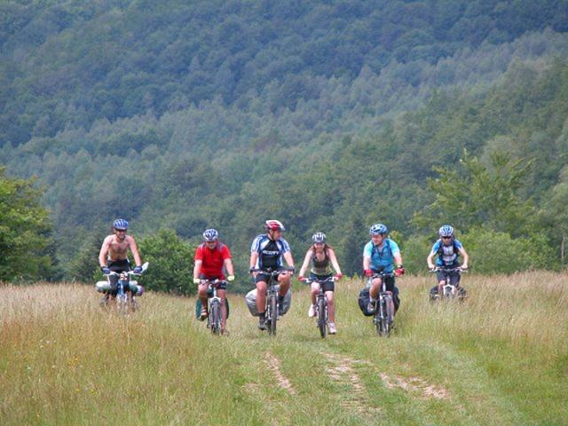 Велосипедні маршрути Україна: Київ