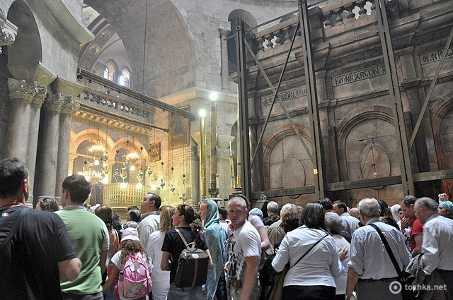 Паломнический тур в Израиль на Пасху