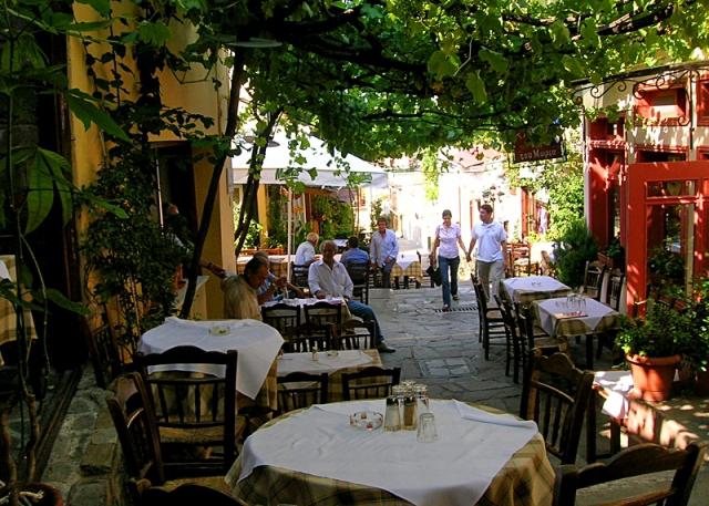 Цікаві місця Афін: Район Плака