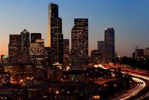 Ночные города