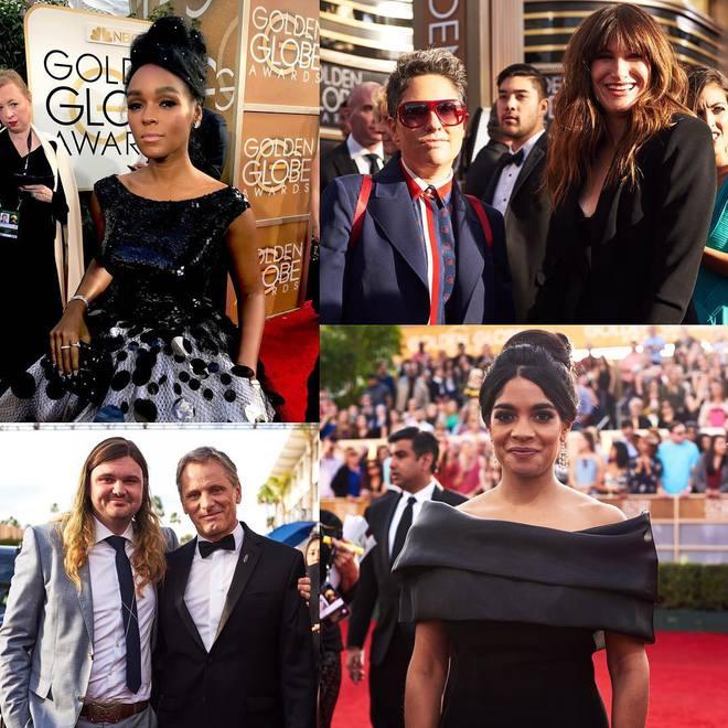 Золотой глобус 2017: лучшие наряды с красной дорожки