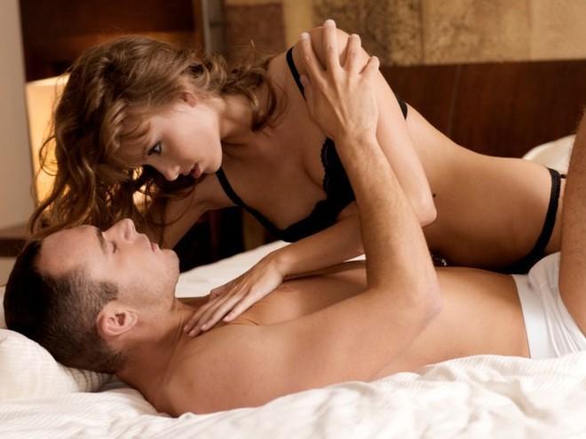Секс с ленивым мужчиной