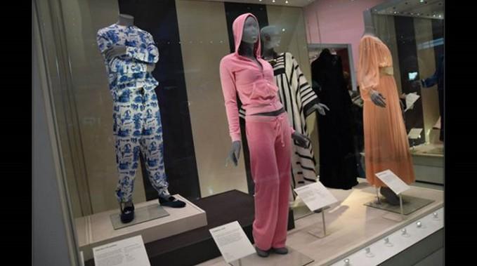 Велюровые спортивные костюмы снова в моде